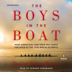 For readers of Laura Hillenbrand's Seabiscuit and Unbroken, the dramatic story of the American rowing team that stunned the world at Hitler's 1936 Berlin Olympics