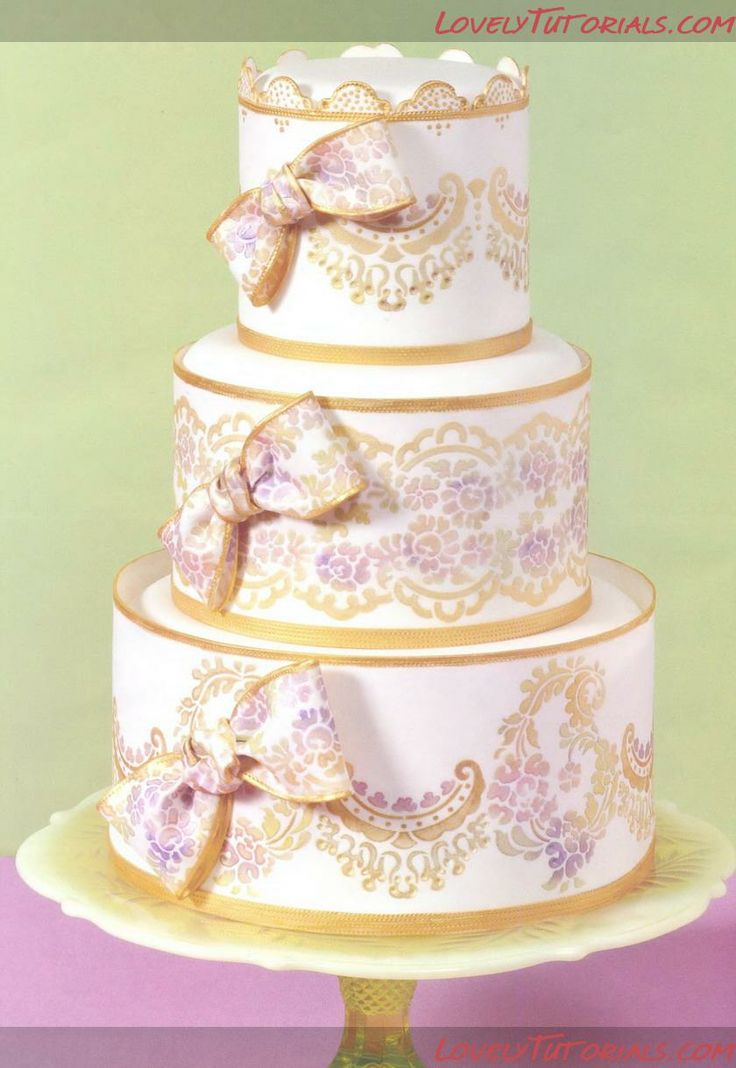 wedding cake tutorial recipe 17 best images about stencil moulds cutters on 26733