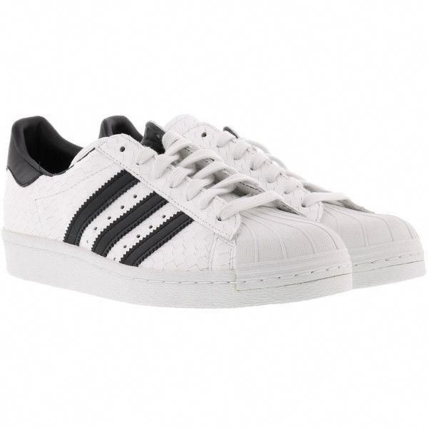 big sale 8f3e4 17bf1 SNEAKERS DONNA SUPERSTAR Adidas Scarpe Donna BRUNAROSSO.COM ( 140) ❤ liked  on Polyvore