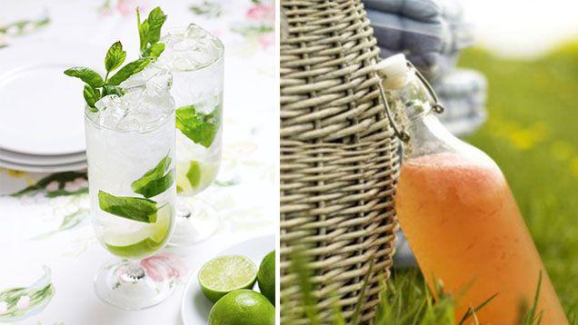 Alkoholfria drinkar är ett bra alternativ när du är sugen på något riktigt lyxigt och läskande. Här är våra bästa recept på enkla och supergoda drinkar utan alkohol!