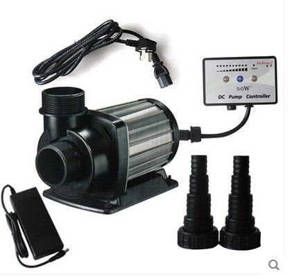 Jebo /Jecod DCT-4000 AC24V 30W Variable Flow 10 Speed DC Aquarium Pump & Controller Marine DC Pump Freshwater 1200-4000L/H #Affiliate