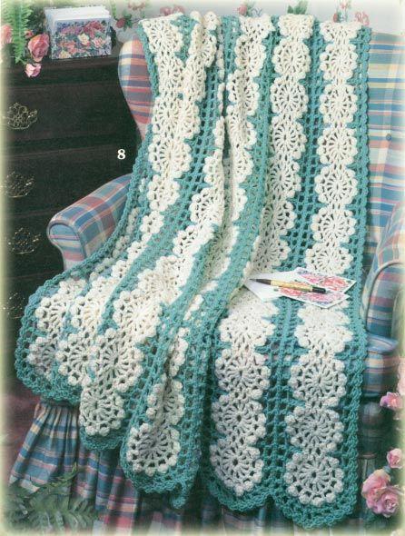 50 best Crochet Mile A Minute Afghans images on Pinterest ...