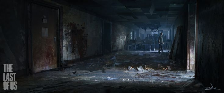The Last Of Us - University, Eytan Zana on ArtStation at http://www.artstation.com/artwork/the-last-of-us-university
