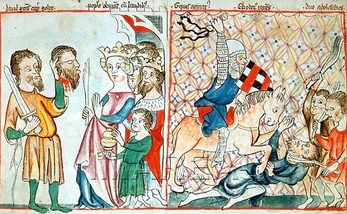 1330 ; 1340 ; Wien ; Österreich ; Wien ; Österreichische Nationalbibliothek ; cod. s. n. 2612 ; fol. 18r