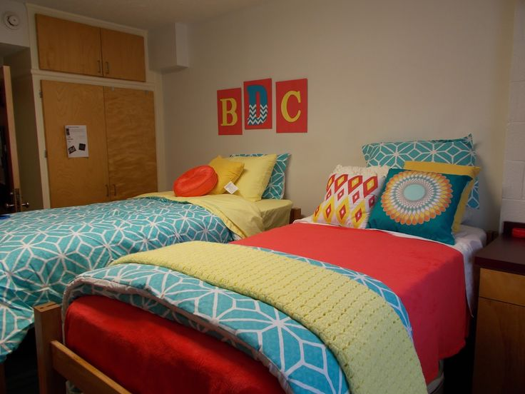 Simple But Fabulous Critz Hall Dorm Room Ms State