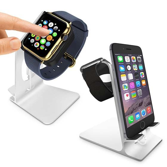 DuoStand Charge Station for Apple Watch