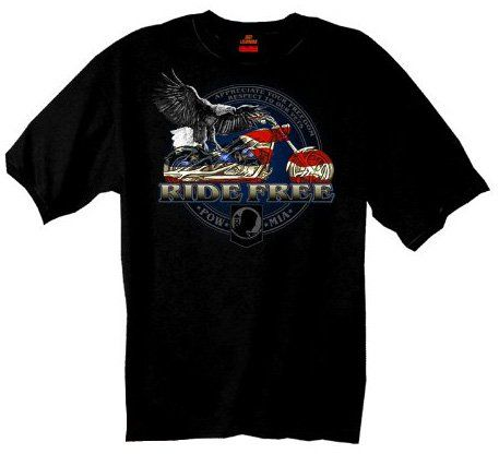 Hot Leathers Flag Bike Biker T-Shirt (Black, XXX-Large) http://bikeraa.com/hot-leathers-flag-bike-biker-t-shirt-black-xxx-large/