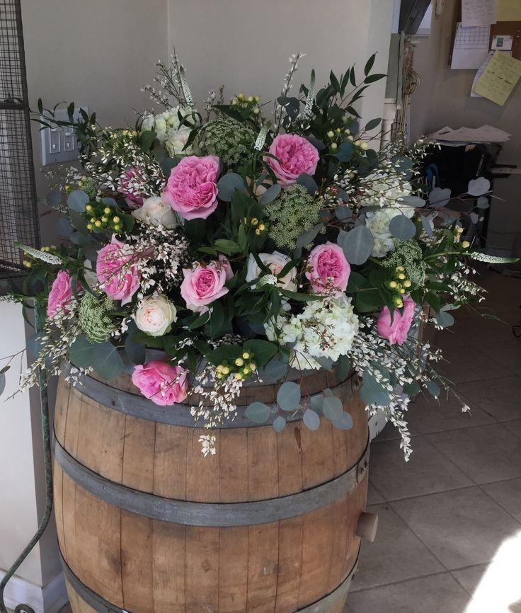 Wedding Flowers In Queens Ny : Fairy garden vintage blush cream romantic wispy