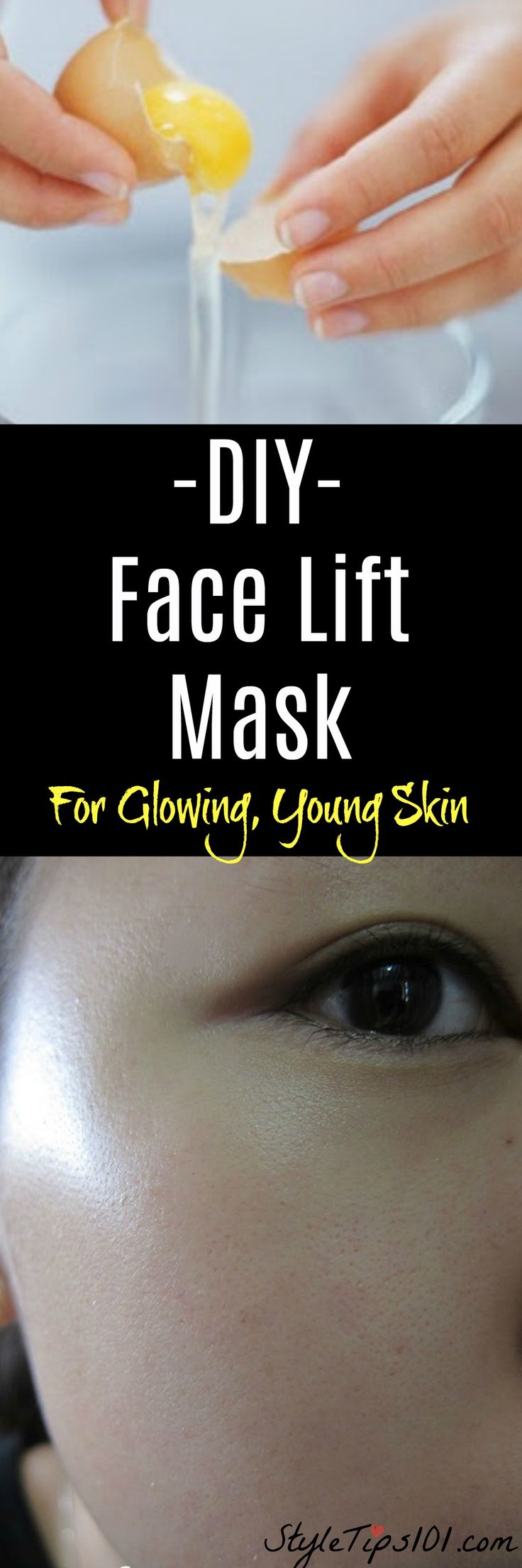DIY Face Lift Mask