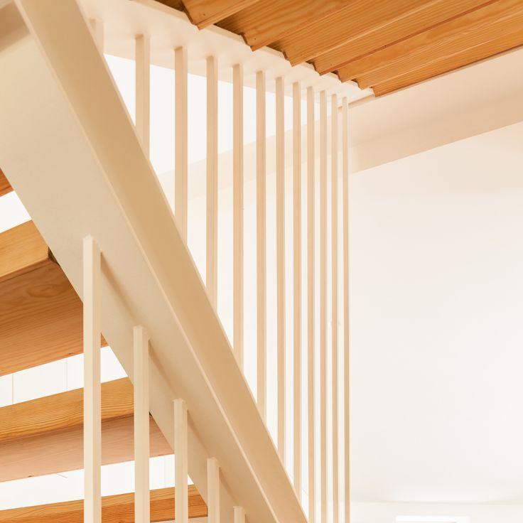 Fragmentos de Arquitectura | Travessa das Necessidades | Arquitetura | Architecture | Atelier | Design | Indoor | Details | White | Minimal | Stairs | Minimalism | White | Stairs