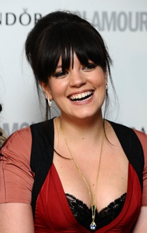 Pregnant LILY ALLEN wowed fans in the States when she made a surprise appearance on stage with PINK.