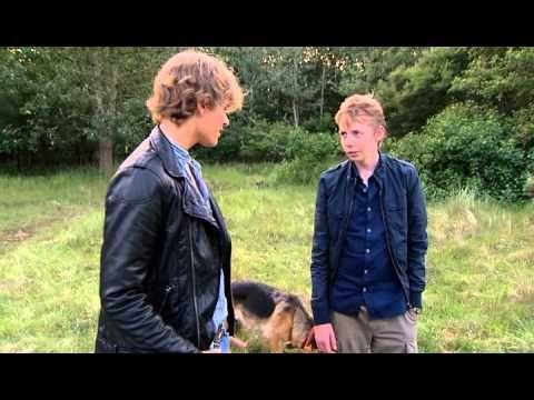 Snuf de hond en het spookslot. Volledige Nederlandse jeugdfilm. Bedoeld voor het oudere kind.
