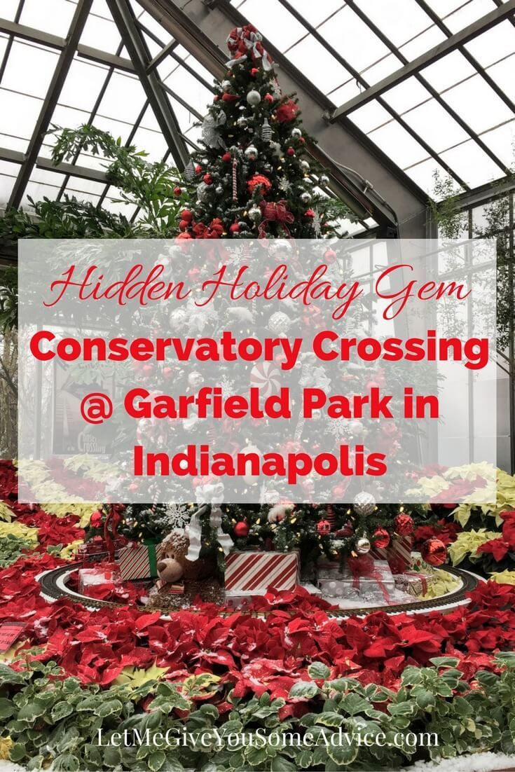 Christmas Events In The Midwest 2020 Garfield Park Christmas Display in Indianapolis   Let Me Give You