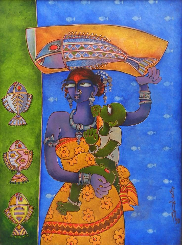 Artodyssey: Sunita Dinda