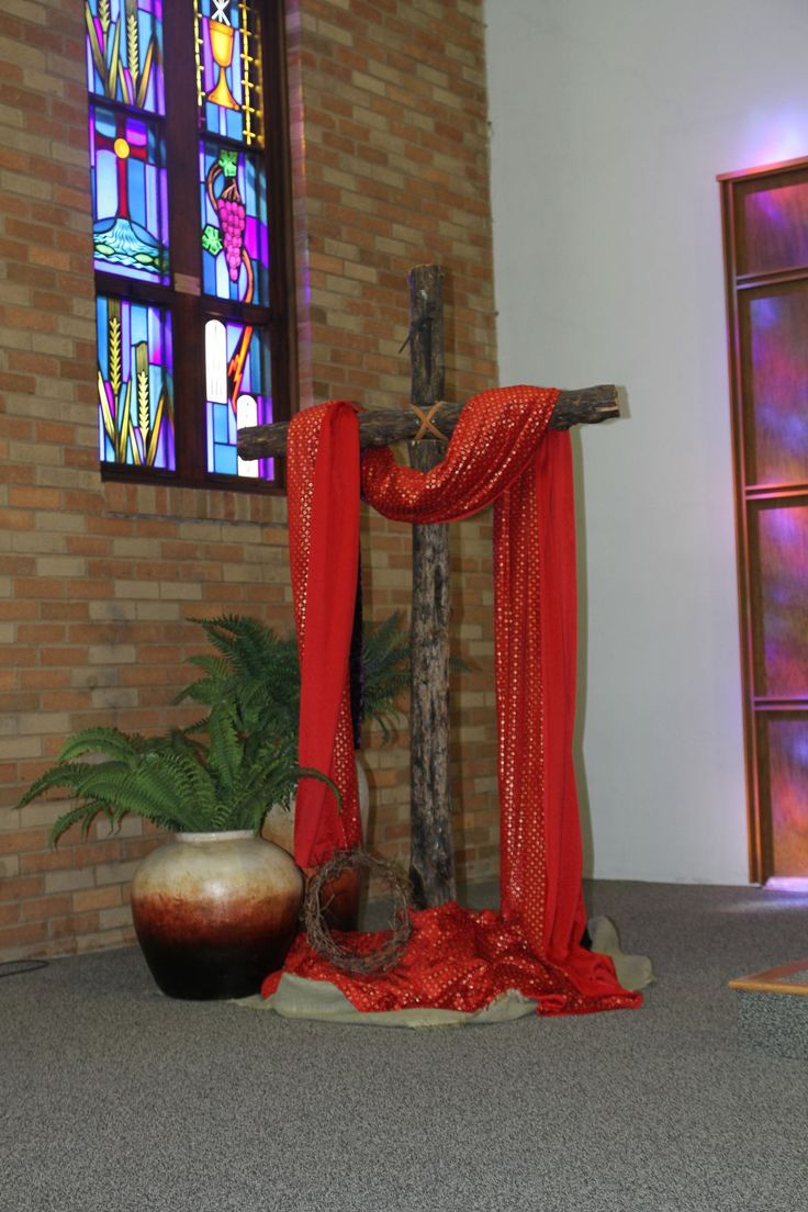 sanctuary decorated for Lent - AVG Yahoo Search Results