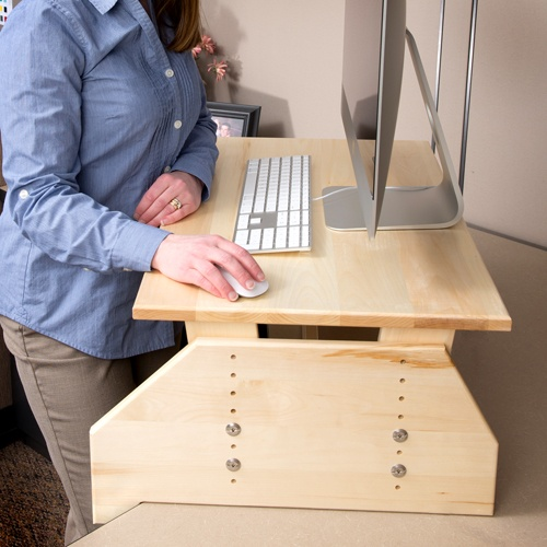 17 Best Images About Stand Up Desk Ideas On Pinterest