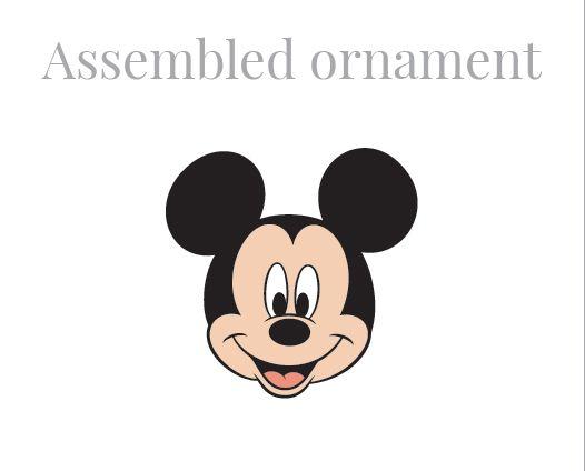 Mickey & Minnie DIY Holiday Wreath   Disney Family