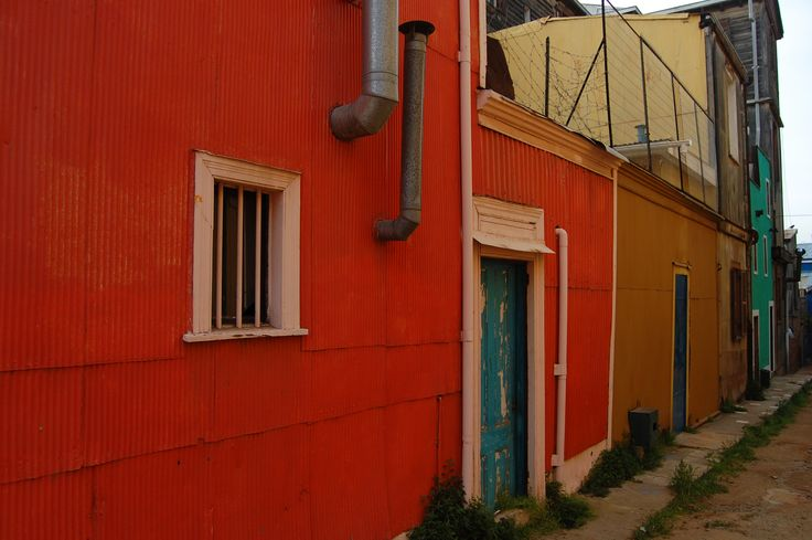 Streets of Valparaiso; Chile Eureka Travel #SouthAmerica