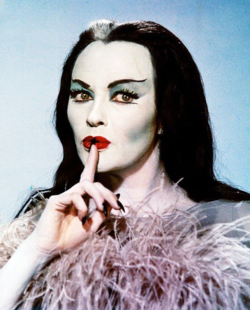 Yvonne De Carlo as Lily Munster