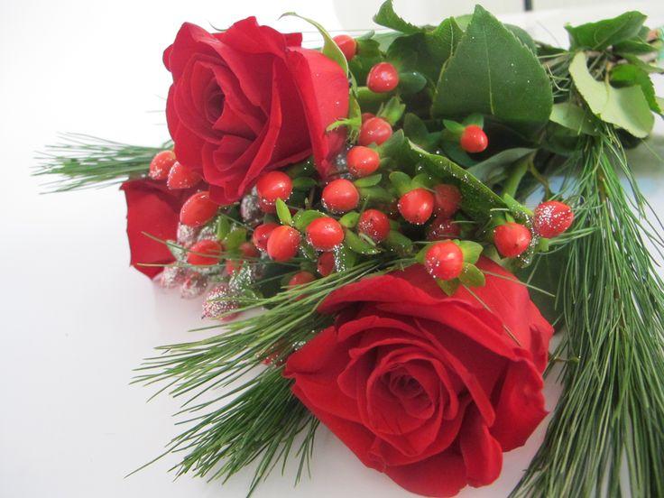 rose, rosse, fiori,