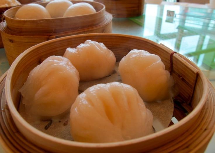 hargau. shrimp dumplings #dimsum