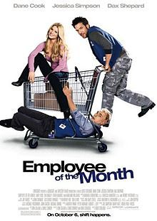 Two guys at a big-box store (Dane Cook and Dax Shepard) fall for the same girl who started working there recently (Jessica Simpson). Produced by her dad.
