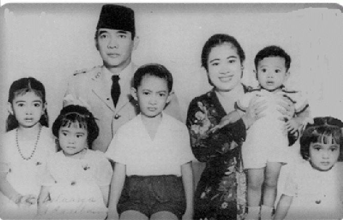 Cerita Pelarian Rachmawati, Sukma dan Guruh Anak Bung Karno Saat Peristiwa G30S
