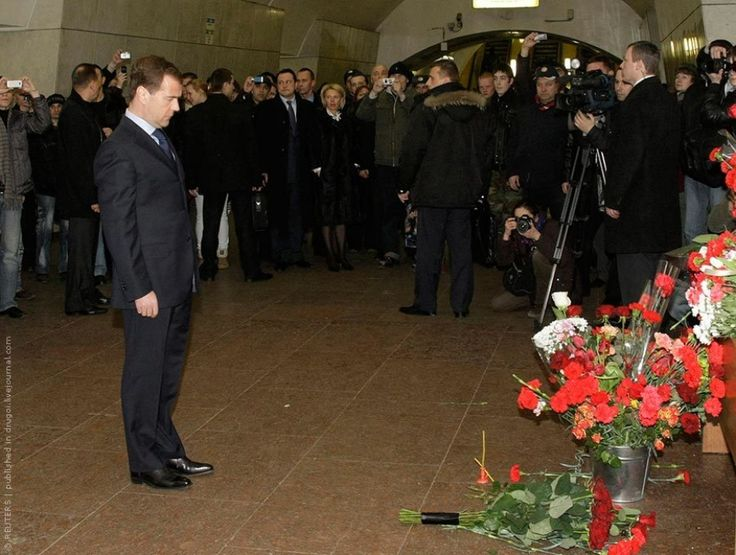 WHITE Technologies 2033: Теракты в Московском метро (2010)