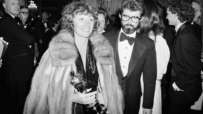 TIL Marcia George Lucas's ex-wife got an Oscar for her editing and was behind some of the better ideas of Star Wars. She got very little credit after the divorce.