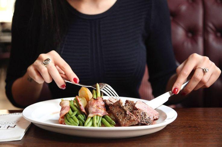 Размеры порций: сколько пищи нужно съедать одному человеку? #рис #каша #диета #вес #картофель #Обед #рыба #масло #похудение #еда #порция