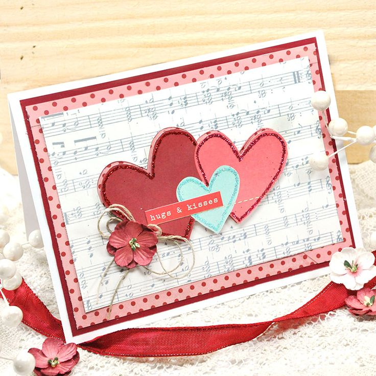79 best valentine cards images on Pinterest | Card ideas, Cards ...