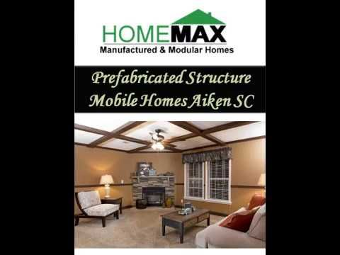 At homemaxsc.com, you will get best deal for Prefabricated Structure Mobile Homes Aiken SC. Here you will find special nature of mobile homes. To know more, visit link: http://www.homemaxsc.com/