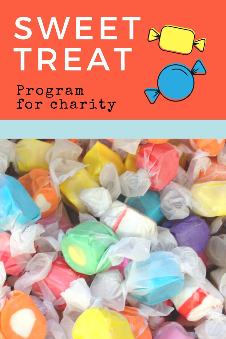 Our taffy story: Making a difference one taffy bag at a time.   #Seaside #Oregon