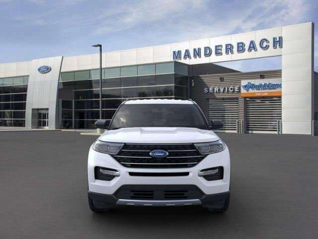 2020 Ford Explorer Xlt For Sale In Hamburg Pa Manderbach Ford In
