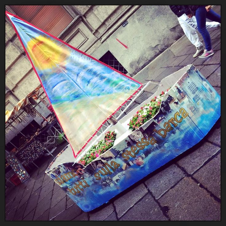 Gaia Scientist – facebook: #tiKonservo. Finché la barca va.