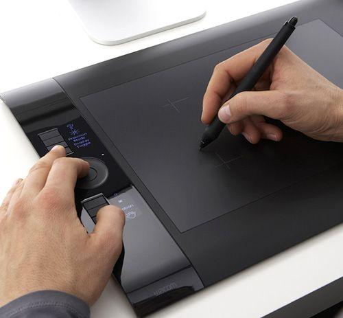 wacom intuos - wireless art digital tablet