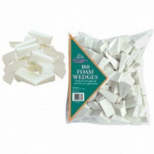 Fantasea Foam Wedges (Bag of 100) by Fantasea. $13.19