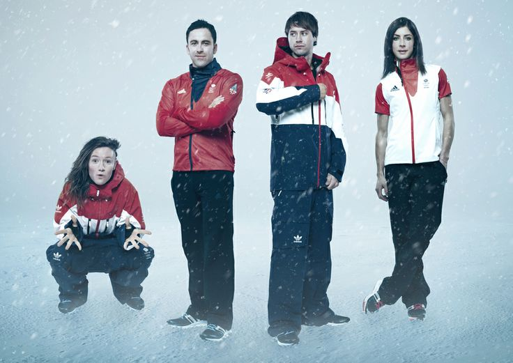 316183 adidas Team Great Britain Kit for Sochi Olympics