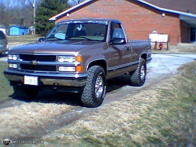 96 Chevy