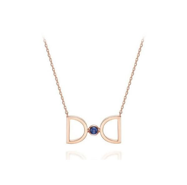Crystal Necklace Jewelry Clavicle Chain