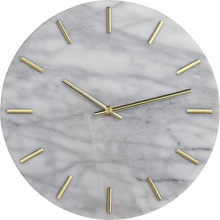 Best 25 Modern Clock Ideas On Pinterest Metal Clock