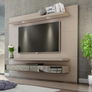 Painel para TV 220 Fendi Com Espelho Tb108e - Dalla Costa