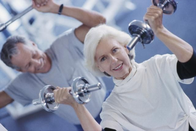 The 20-Minute Weight Training Workout For Seniors: 20 Minute Strength Training Workout For Seniors