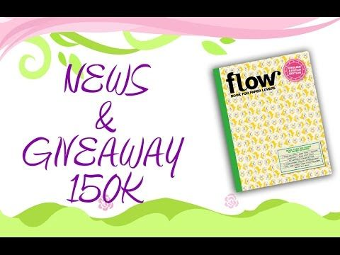 News & Giveaway 150k!!! - YouTube