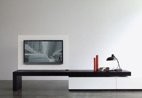 modern flag tv panel porro bp inspiration. Black Bedroom Furniture Sets. Home Design Ideas