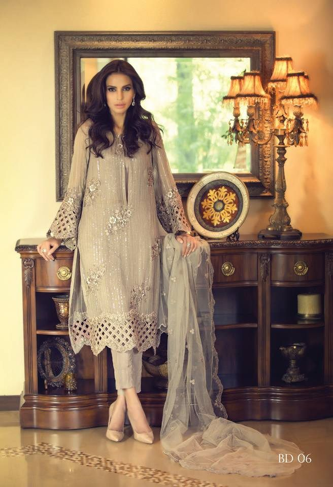 Maria B Winter Wear Collection for Women 2015-16