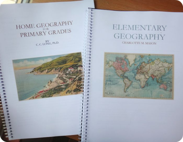 The Unplugged Family: Free downloads of Charlotte Mason Geography (Elementary Geography and Long's Home Geography)