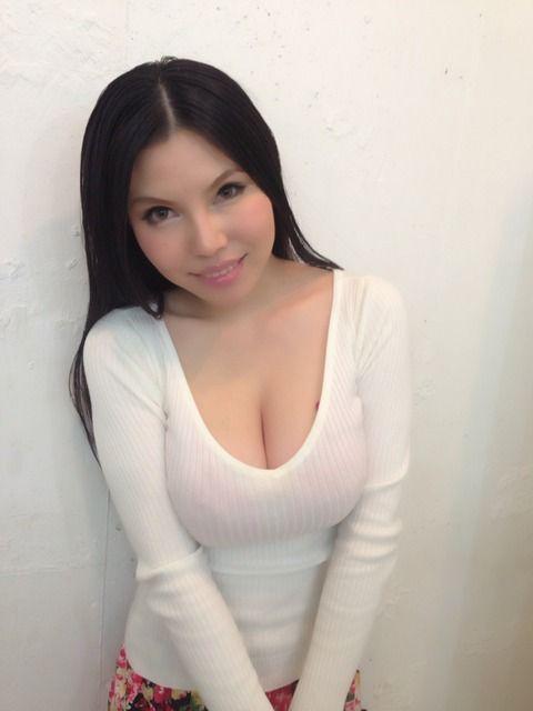 Lactating midget woman