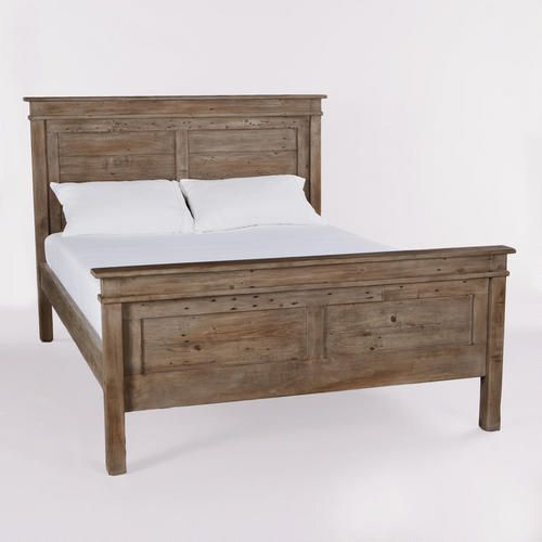 One of my favorite discoveries at WorldMarket.com: Isa Queen Bed