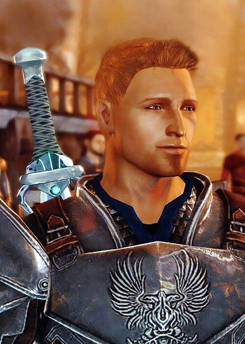 Alistair Dragon Age Origins